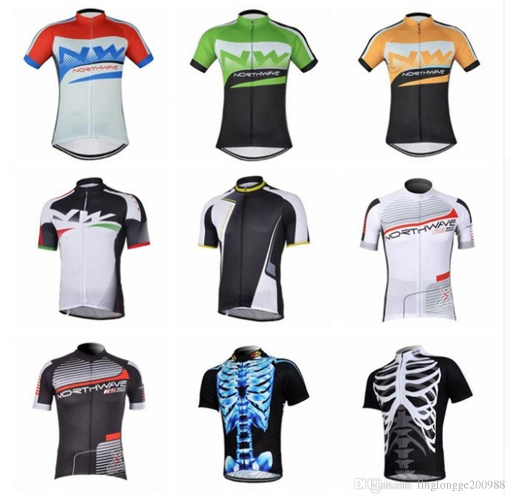 2019 Tour De France Mountain Bike Clothes MTB Cycling Jersey Pro Team USA Short Sleeve Bicycle Clothing Men's Retro Maillot
