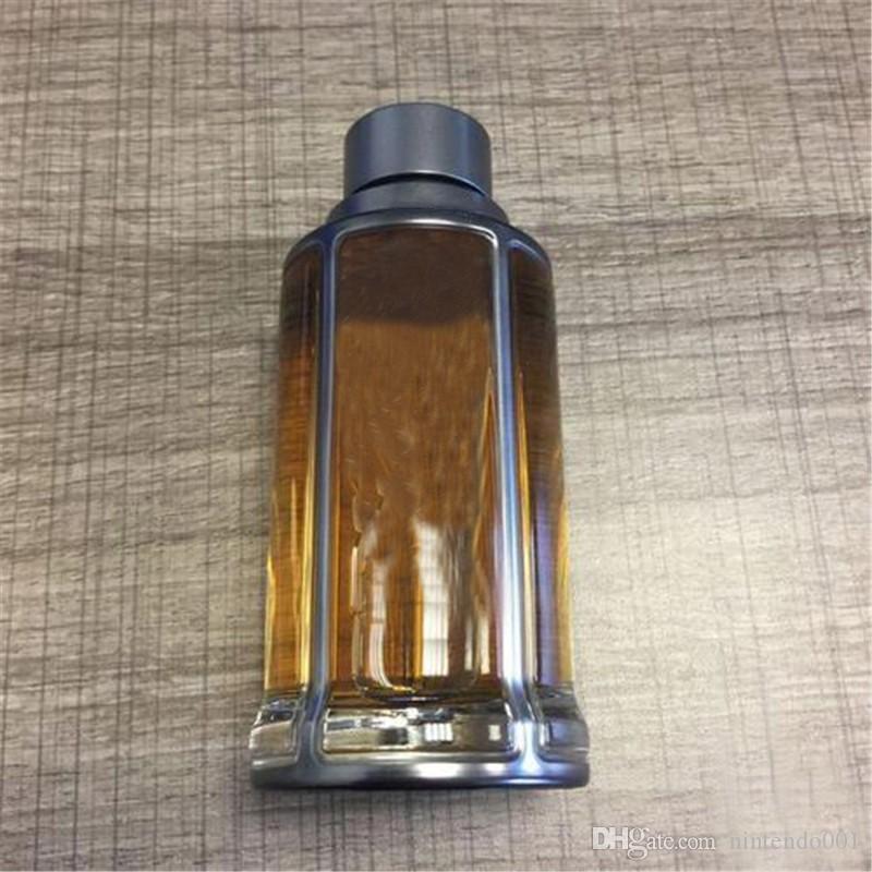 Nova moda Eau De Parfum por Ele Masculino fragrância intensa 100ML O perfume Perfume de pulverização 3.3FL.OZ. O envio gratuito de longa duração