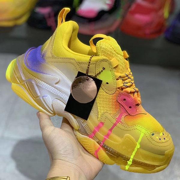 роскошь дизайнер WQ 2020 пар высокого качества повседневной обуви мужчины и женщины кожаных спортивные платформ повседневная обувь ежедневно дышащие кроссовки qz30