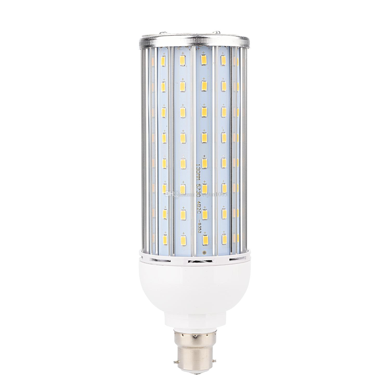 LED corn bulb lights 60 watt B22 E27 screw base high bay canopy light 60W 100Lm/W CFL HID replacement AC100-265V