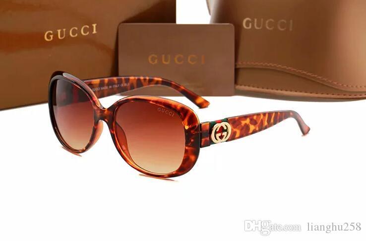 Gafas de sol impresos populares para hombres y mujeres deporte al aire libre del vidrio de Sun Gafas de sol de los hombres gafas de moda