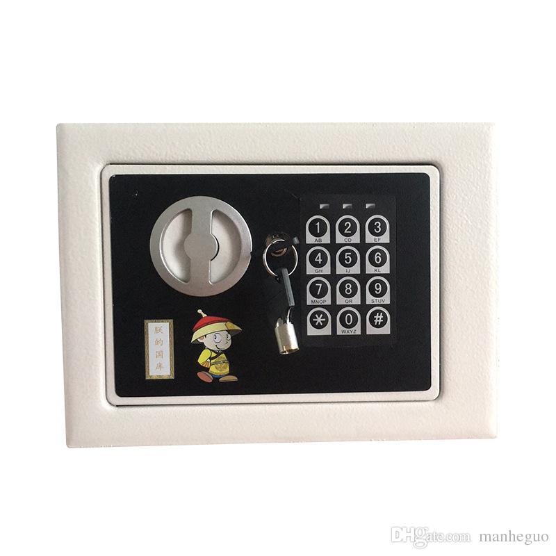 مكتب المنزل المجوهرات الرقمية التخزين النقدية صندوق آمن
