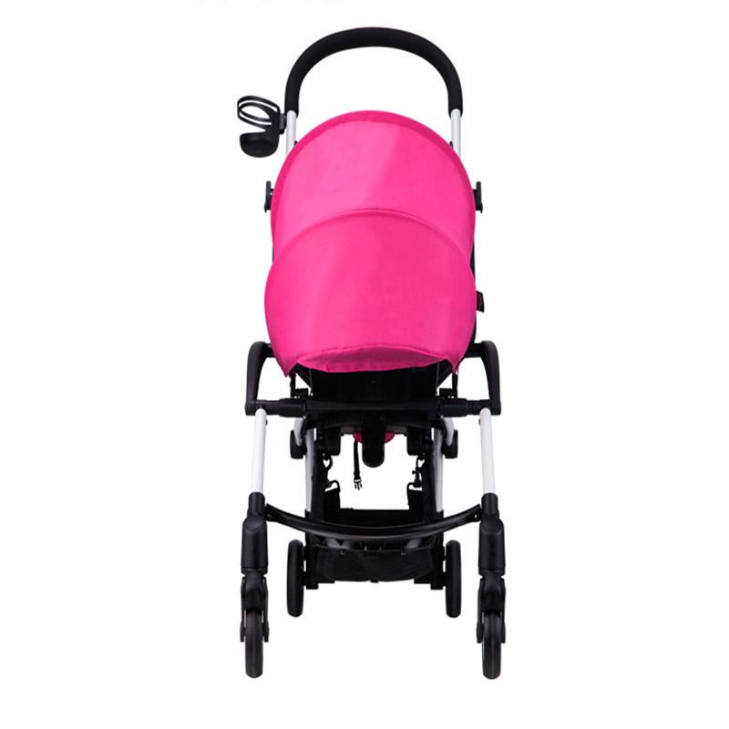 Baby Stroller Bassinets Package Concluded in Single Bassinets And Shed Sleeve with Concluding The Stroller Frame Itself