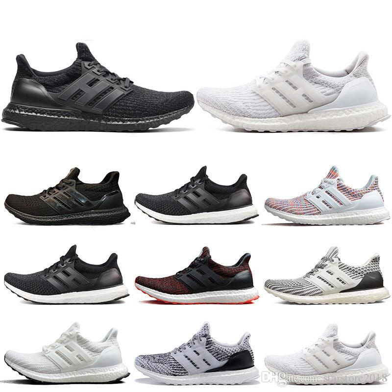 Directselling UB 3.0 4.0 Sneaker men women Running Shoes Triple black white CNY mens Sports shoes trainer jogging shoe 36-45