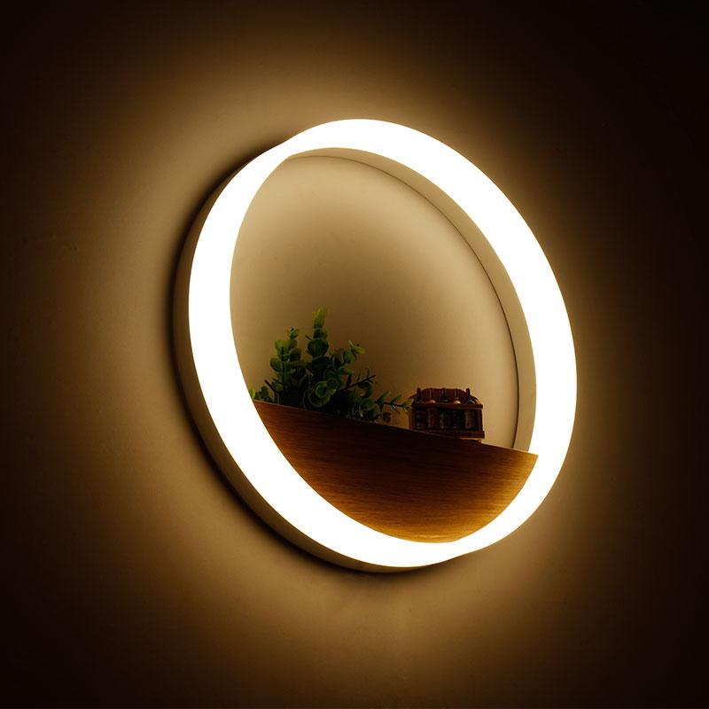 2021 Led Wall Lights Acrylic Modern Living Room Bedroom Home Decoration Wall Lamp For Bedside Bedroom Restroom Wall Mounted Lighting Rw66 From Ledleader 38 84 Dhgate Com