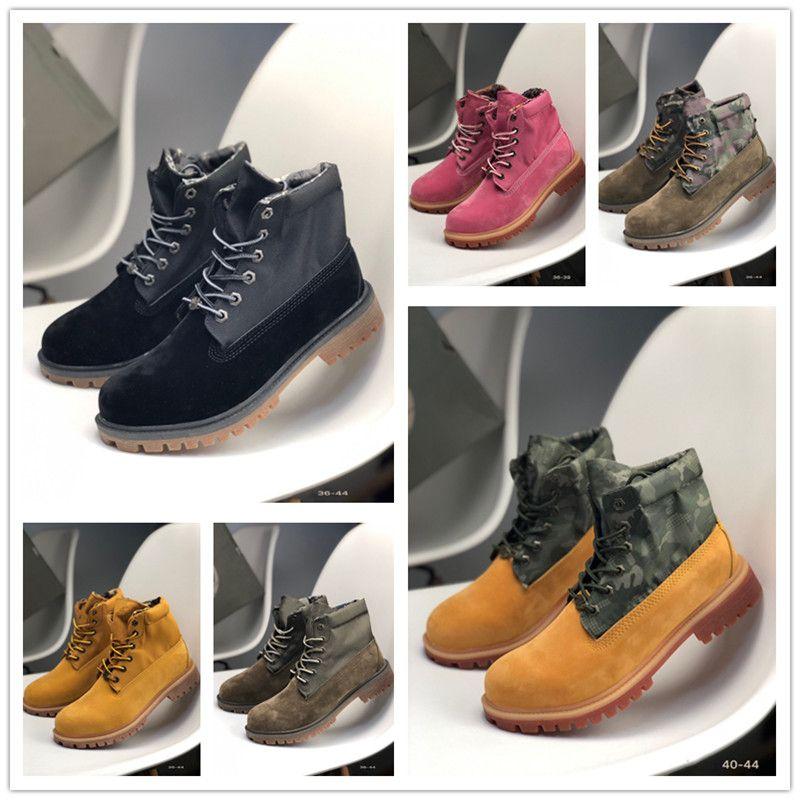 2019 Yeni ACE Orjinal Marka botları Kadınlar Erkekler Tasarımcı Spor Kış Spor ayakkabılar Casual Eğitmenler Womens Lüks ayakkabı tasarımcısı çizme