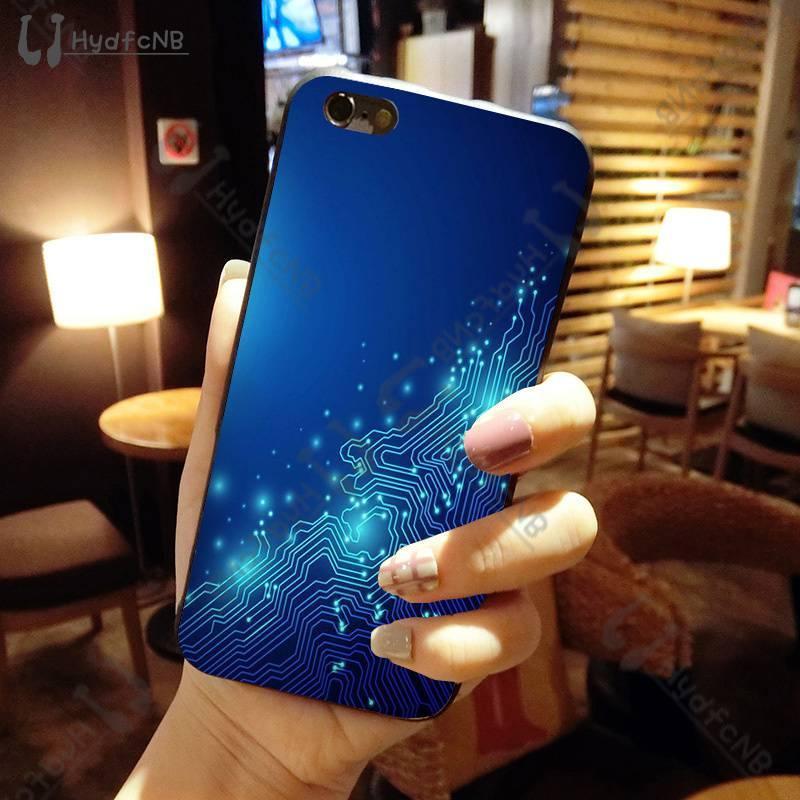 2020 تقنية اللوحة الأم عالية الجودة سيليكون حالة الهاتف لمدة 11 فون الموالية XS MAX 8 7 6 6S زائد X 5 5S SE XR حالة بالجملة