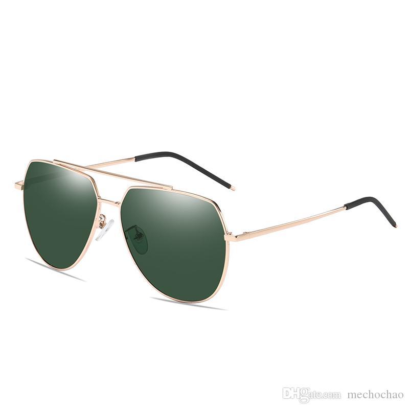 Top Europa e nos Estados Unidos óculos de sol de condução polarizada óculos de sol óculos de sol de marca designer óculos de sol polarizados óculos anti-reflexo