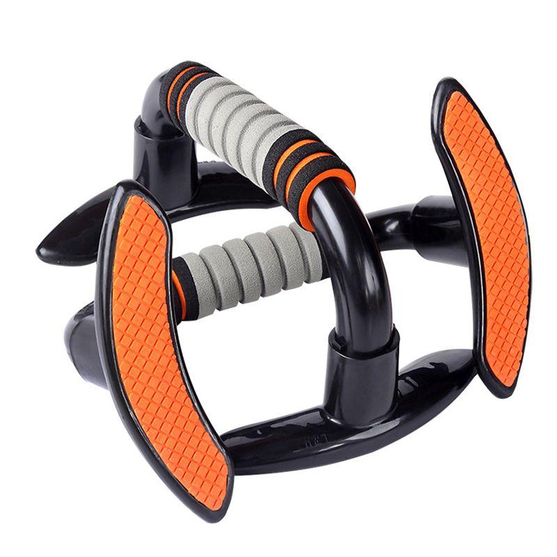 En forme de Je Push-up Stand poitrine Muscle Expansion formation Push Ups Rack Cadre pour la musculation