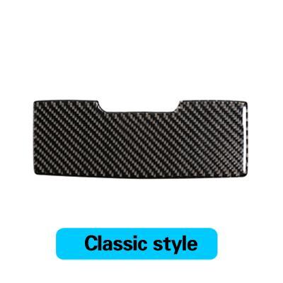 Classic Style Reading Light Paneal Carbon Fiber Car Inner Reading Light Cover Trim Sticker for C180 C200 W205 GLC