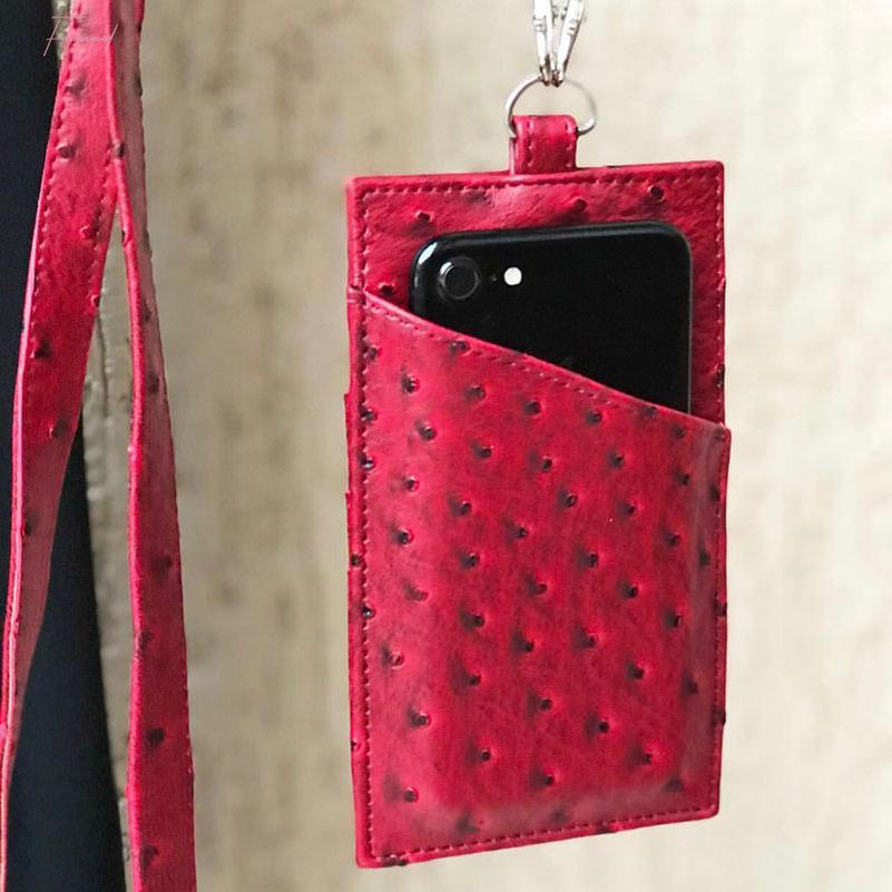 Genuine Leather Card Holder Men Women Cow Leather With Crocodile Pattern Wallet Free Custom Name Id Credit Card Wallet