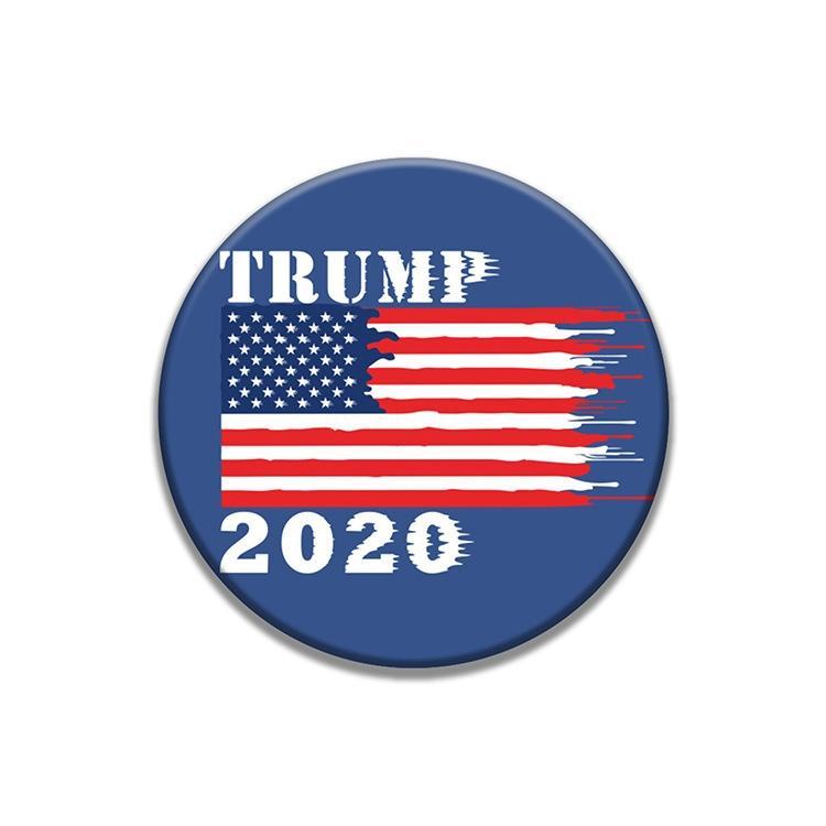 10 1 Pcs Route 85 Trump emblema Remendos para a roupa Sacos Ferro Em Transferência Applique Patches para o vestuário Jacket Diy Sew On Embroi # 87