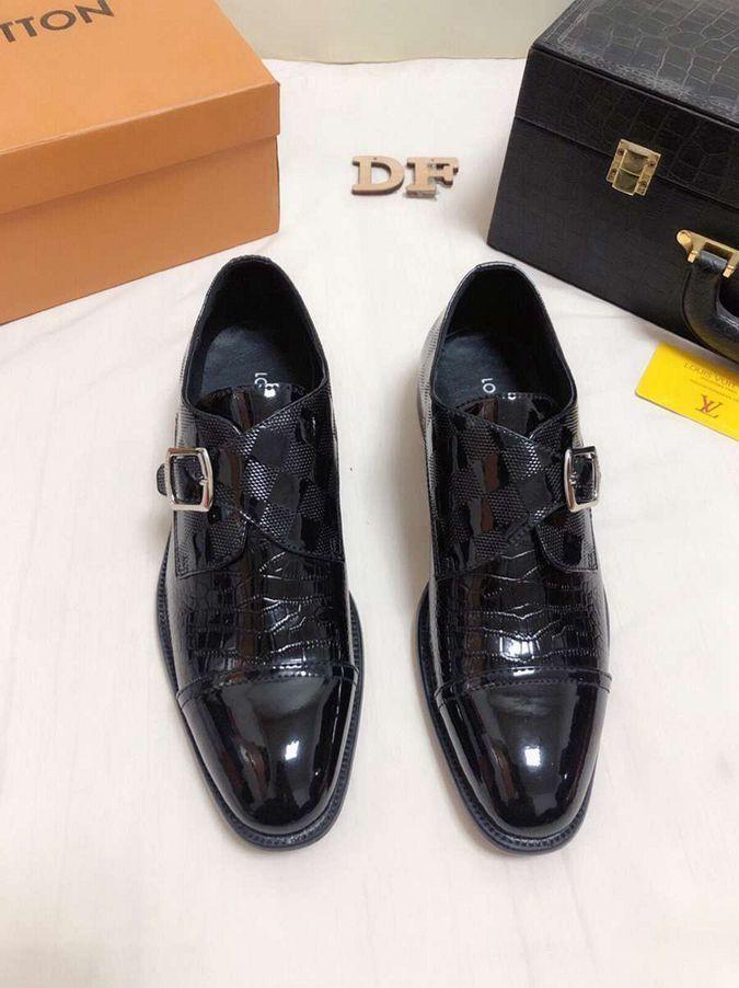 moda sapatos casuais britânicos dos homens plana sapatos de fundo de negócios sapatos de couro formais dos homens confortáveis 021001