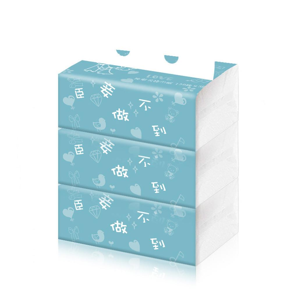 38 3. Paketleri Tuvalet Pompalama Tuvalet Kağıdı Doku multifold Kağıt Havlular ile Emicilik Beyaz 300 Sheets / Pa Cepler Hızlı kuruyan