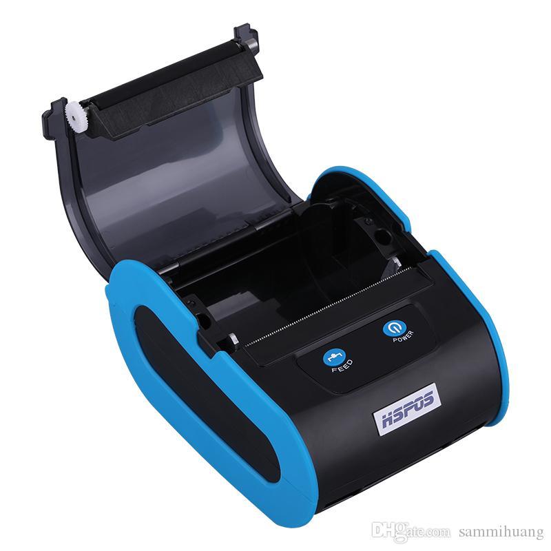 Hspos 3 بوصة بروتابلي طابعة تسمية الحرارية الطابعة مع واي فاي USB لشحن اكسبرس تسمية طباعة HS-PL83UW