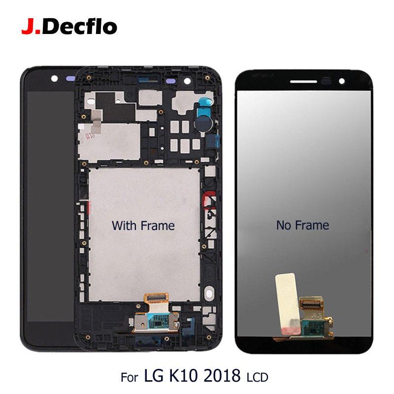 2020 Replacement Parts For Lg K10 2018 Lcd Diaplay Touch Screen Digitizer Assembly With No Frame 100 Tested 5 3 Inch 1280x720 From Afanticell 41 86 Dhgate Com
