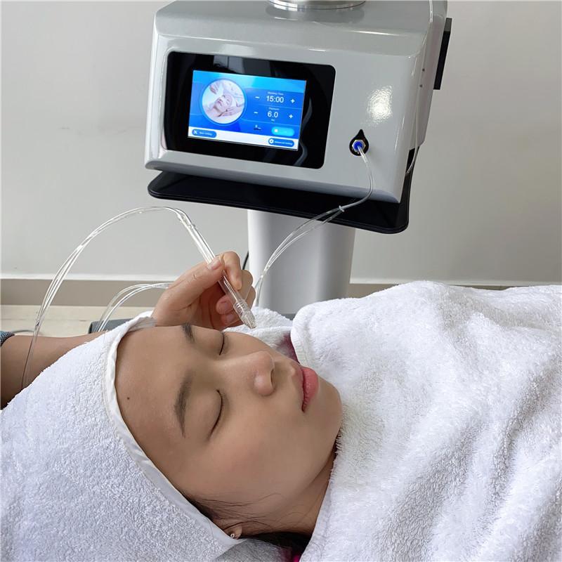 CE onaylı portalbe jet kabuğu yüz güzellik makinesi ile hydra dermabrazyon peel aqua yüz makine imalatı