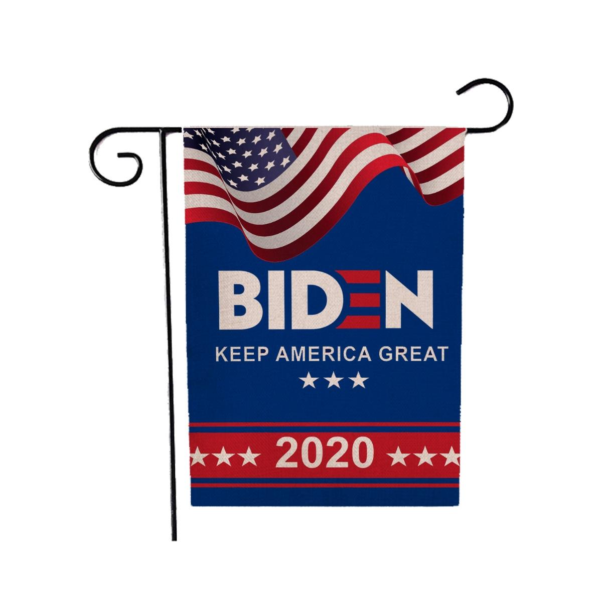 9 stili Biden 2020 Bandiera Keep America Great Again Donne Per Biden 2020 Bandiere Rosso Rosa campagna banner 45 * 30cm Usa Donald Biden regalo Sup # 867