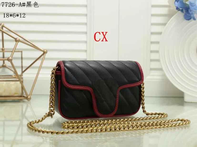 Estilo quente Totes MINI saco de alta qualidade Moda senhora Bolsas VINTAGE Bag Mulheres clássico couro 18x12x6cm BB cadeia de Bolsas de Ombro bolsa