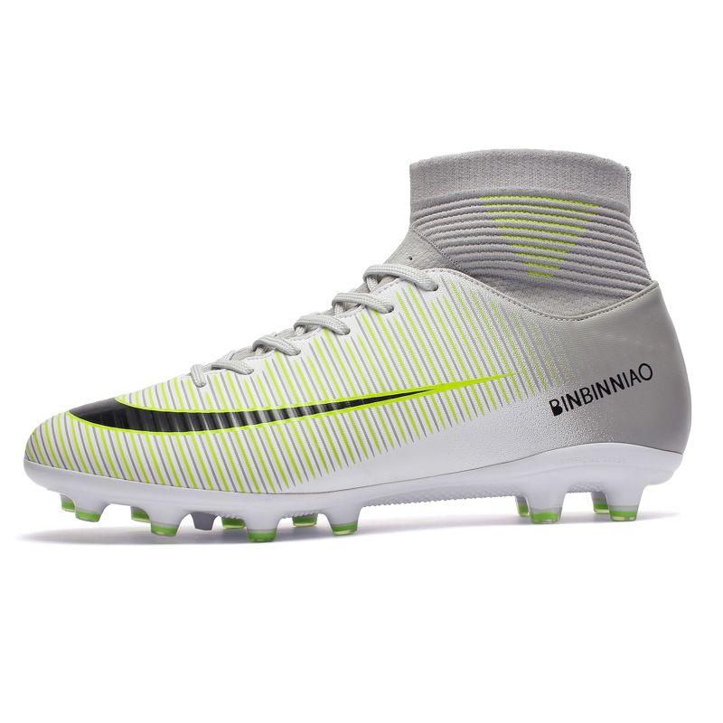 2020 bottes bootsfootball léger doux de football chaussures de football de football CHUTEIRA société CHUTEIRA futbol