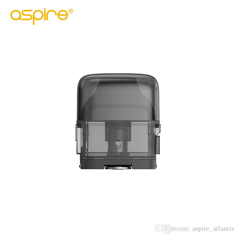 Wholesale Aspire Breeze NXT Replacement Pod with Aspire Breeze NXT coil mesh .8ohm match for Breeze NXT Vape kit for free shipping
