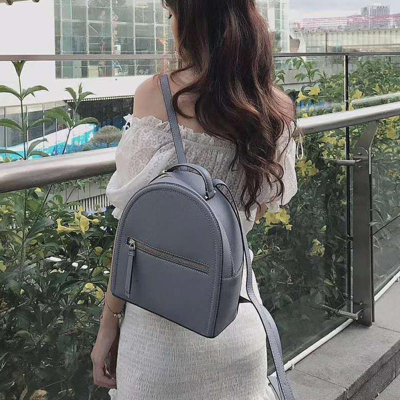 Markendesigner 3 Farben Rucksäcke Schulranzen Mädchen Frauen Mode-Schulterhandytasche Luxus K Marke