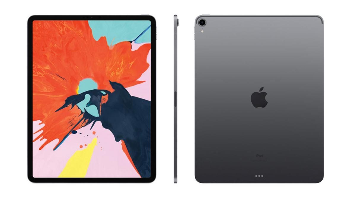 2018 refurbished apple ipad pro 3rd generation 12.9 inches wife and 4G A2014/A1895/A1876 models 4GB RAM A12X chipset ipad