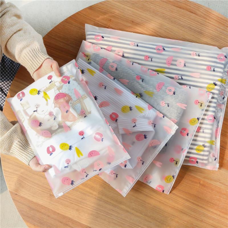 2020 Hot Bag novo armazenamento para o curso Make Up bagagem saco sapatos impermeáveis saco para Cloth Zip Bloqueio de armazenamento Organizer Pouch