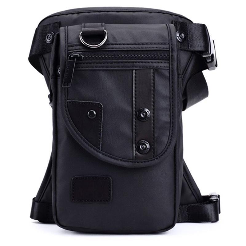 Bolsas diagonales para hombres Nuevo paquete bolsa multifunción Bolsas de hombres Cintura de los hombres 2020 Crossbody Hombro Oxford Cofre a prueba de agua Xrjad
