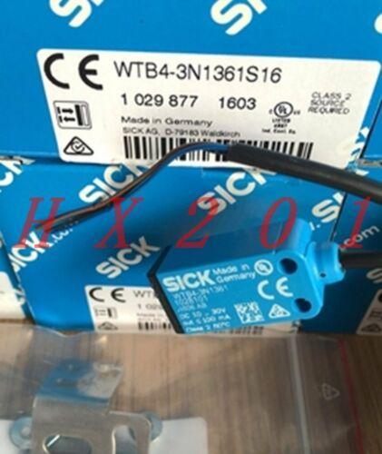 ONE NEW SICK WTB4-3N1361S16 WTB43N1361S16