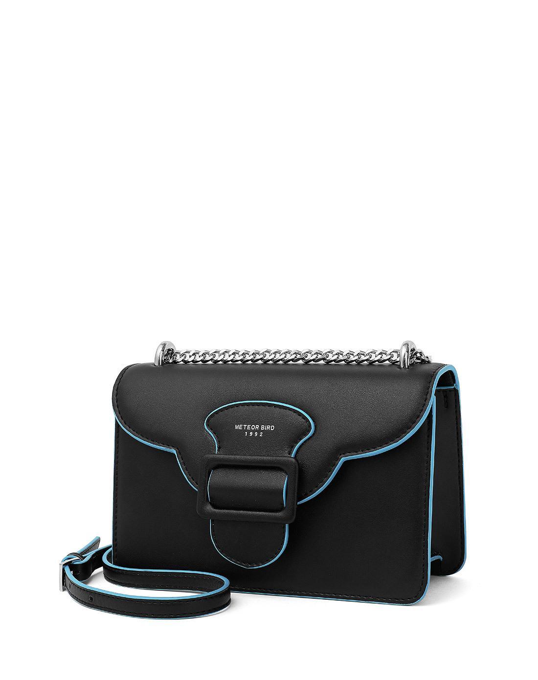 2019 nuevo invierno bolsa bandolera de cuero femenino de la versión coreana de la pequeña de cuero de moda femenina paquete cuadrado en diagonal bolsos