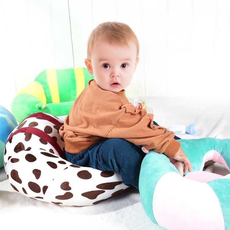 Cartoon Baby Winter Tv Feeding Seat Cushion For Living Room Decor Infant Soft Car Travel Sit Support Filler Plush Chair Cushion SH190814