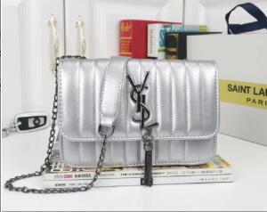 LL 3A 62626 New 2020 Women Men Fashion Explosion Shoulder Bag Trend Single Shoulder Stitching High Quality Portable Messenger Bag