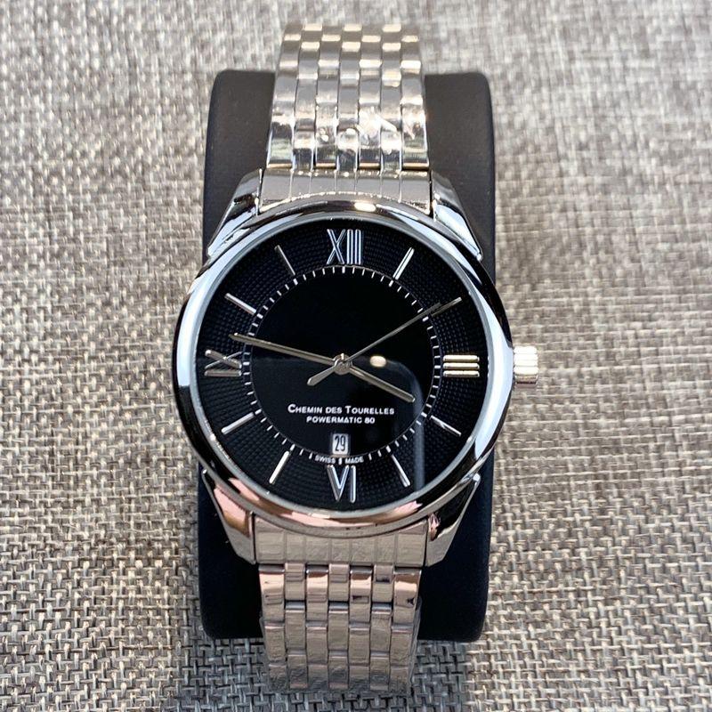 tarih takvim paslanmaz çelik Lüks güzel erkek saat Elbise popüler gündelik Watch ile 2019 Yeni model En kaliteli Moda izle adam kol saati