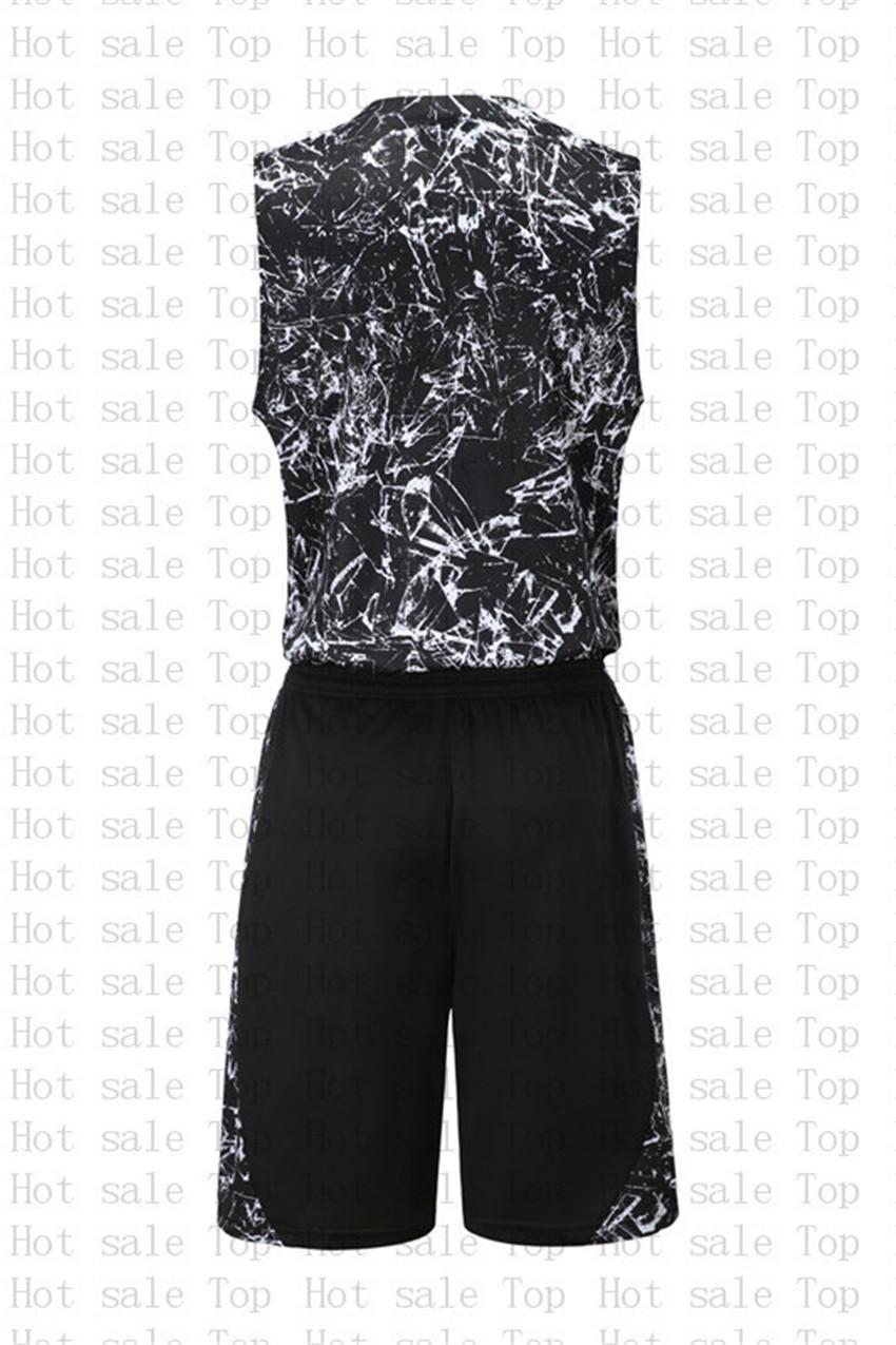 2019 Lastest Homens Basketball Jerseys Hot Sale Outdoor Vestuário Basketball Wear alta qualidade 0623341875897