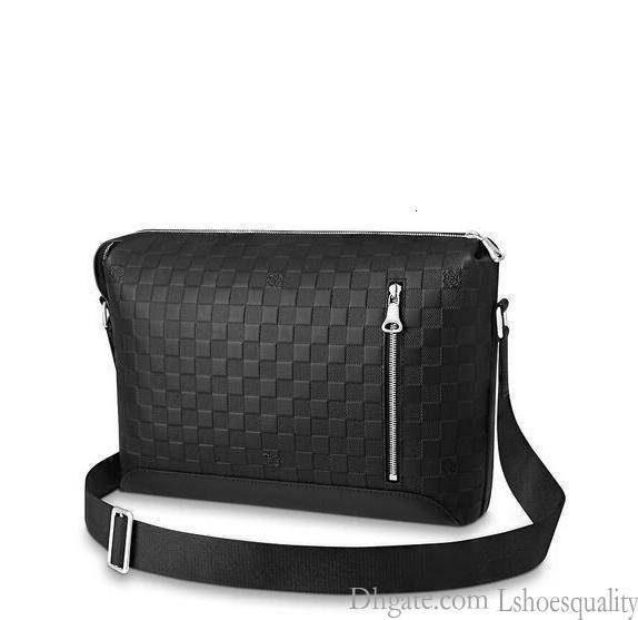 New N42417 Descoberta Mensageiro Mm Homens Bolsas Iconic Bolsas Top Alças Shoulder Bags Totes Corpo Cruz Bag Evening Embreagens