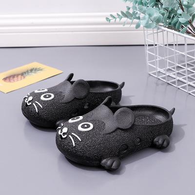 Designer pour enfants BASCULE garçons et filles Marque Chaussons Enfants Mignon Cartoon animaux plat avec Slipper Plage 2020 chaussons Nouveau