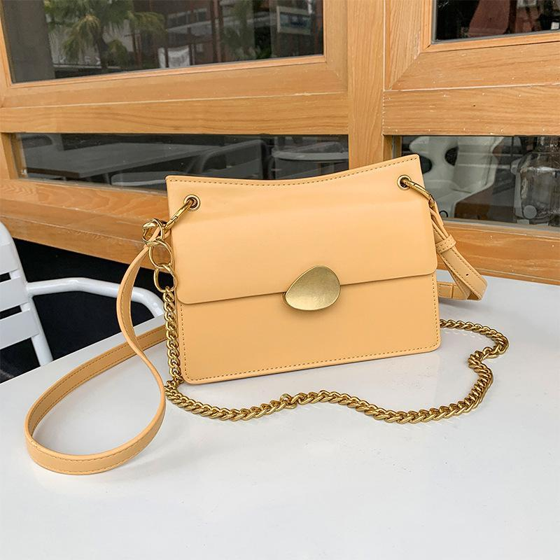 Single Shoulder Armpit Package 2019 Concise Chain Messenger Luxury Lady Bag Woman Package Temperament Goddess Exceed Fire Handbags Satchel