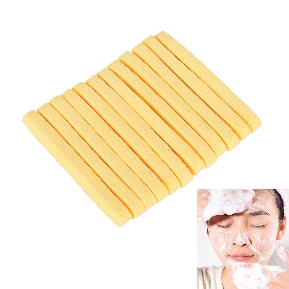 Очистка инструментов Сжатый стороны губки Губка для лица Wash Cleaning Pad Exfoliator Косметические Puff Puff чистка лица Косметика Инструменты