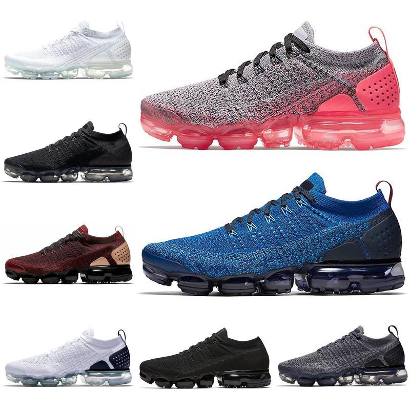 EN Kaliteli 2.0 Koşu Ayakkabıları Kadın Erkek Üçlü Siyah Beyaz Olimpiyat Volt SıCAK PUNCH Olimpiyat Moda Erkek Eğitmenler Spor Sneakers 36-45