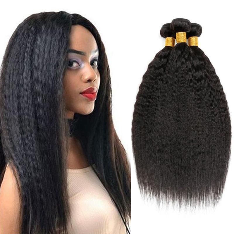 düz Perulu gerçek insan kıllar gerçek saç peruk