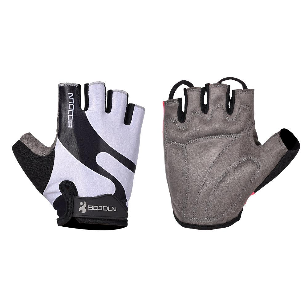 Hot summer cycling gloves for men and women