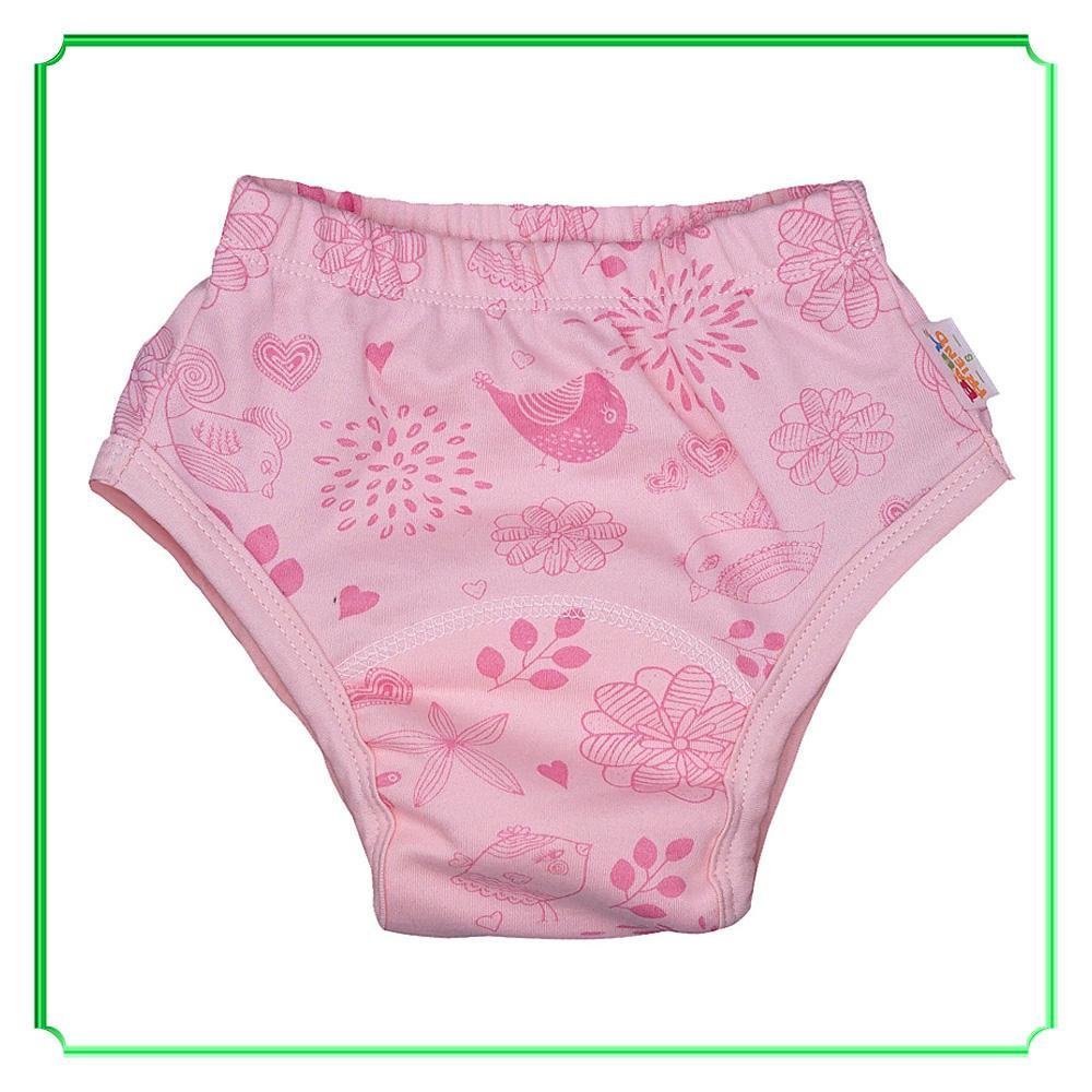 Baby Kids Waterproof Reusable Nappy Diaper Training Pants Briefs Underwear