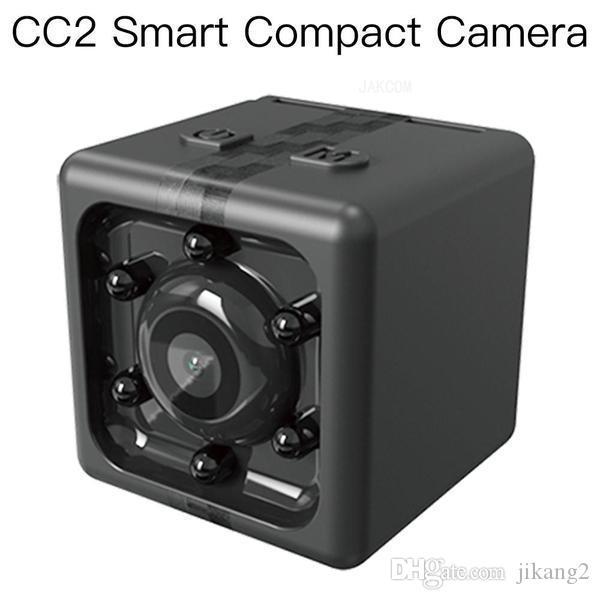 JAKCOM CC2 compacto de la cámara caliente de la venta en otros productos de vigilancia como telón de mini llevaron vídeo CCTV juego de luces