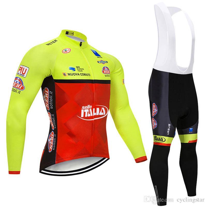 Bib Pants Set Bike Sports Cycling Jersey Suit Mens Red Clothing Team Jersey