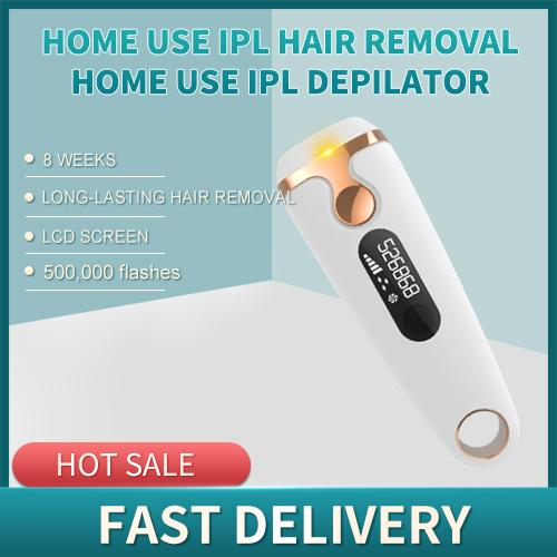 Hot sell fast permanent ipl hair removal body face home use mini laser portable ipl acne treatment