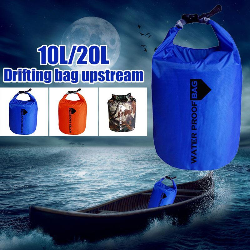 Swimming Bags Drifting Bag Canoe Sport Outdoor 210T Polyester Taff Waterproof Dry Bag Rowing