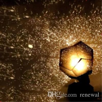 로맨틱 파티 천체 스타 스카이 프로젝션 코스모스 밤 램프 별이 빛나는 밤 12 개 별자리 애호가 침실 장식 조명 가젯