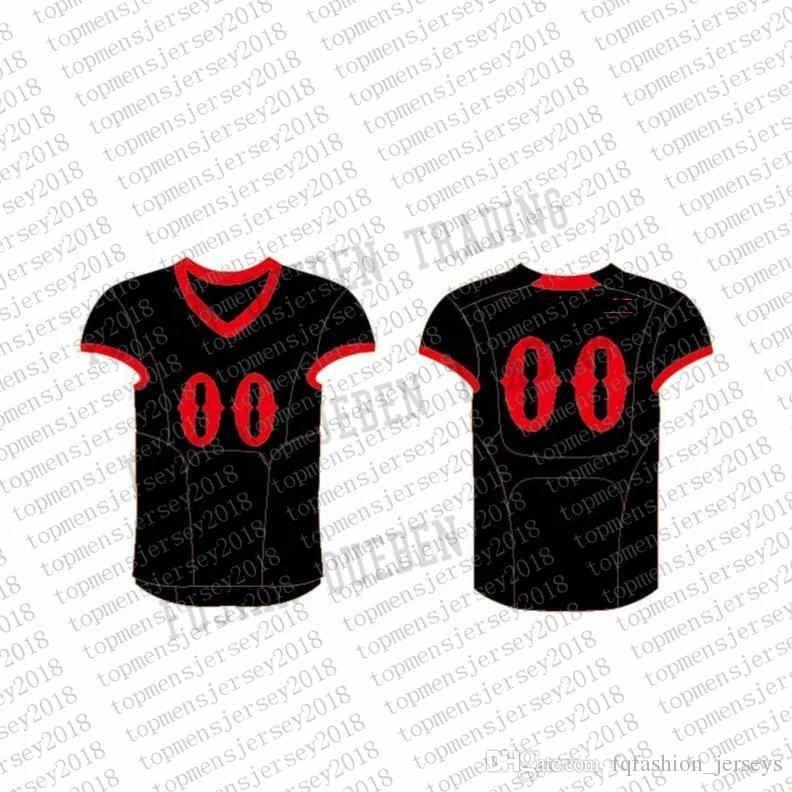 Top Football Maillots Hommes personnalisés Broderie Logos Jersey Livraison gratuite à bas prix de gros tout nom un nombre Taille S-XXXLyuo