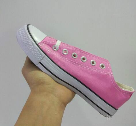 2020Drop الشحن العلامة التجارية الجديدة 15 لون جميع حجم 35-46 العليا أعلى نجوم الرياضة أحذية نسائية أعلى منخفض كلاسيكي نوع خيش حذاء حذاء رياضة للرجال وعارضة